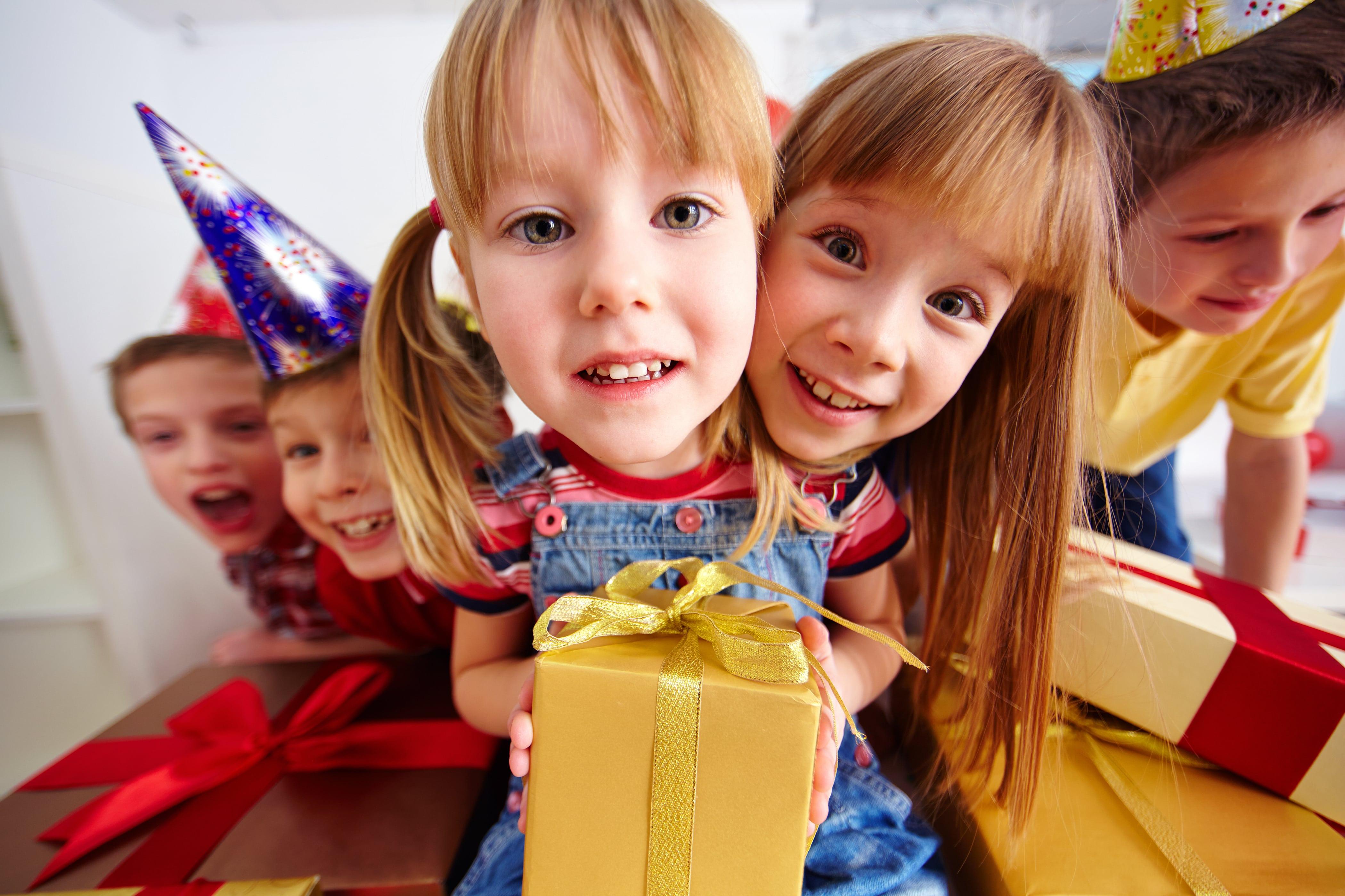 הפעלות לילדים בימי הולדת
